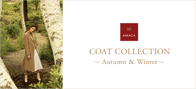 AMACA | COAT COLLECTION