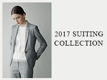 TRANS WORK | 2017 SUITING COLLECTION