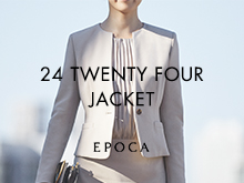 EPOCA | 24 TWENTY FOUR JACKET