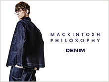 MACKINTOSH PHILOSOPHY MENS | DENIM