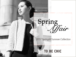 TO BE CHIC | SpringAffair
