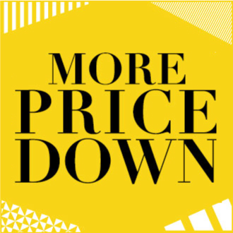 1/13(土)AM0:00~MORE PRICE DOWN & MORE SALE!